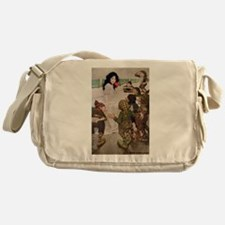 Snow White & the Seven Dwarfs Messenger Bag