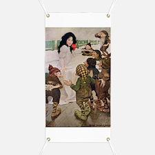 Snow White & the Seven Dwarfs Banner