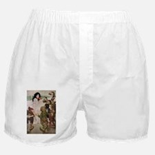 Snow White & the Seven Dwarfs Boxer Shorts