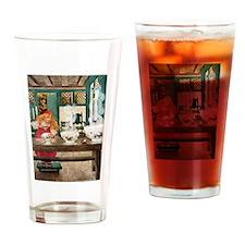 Goldilocks & the Three Bears Drinking Glass