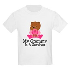 Breast Cancer Survivor Grammy T-Shirt