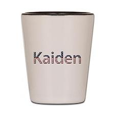Kaiden Stars and Stripes Shot Glass