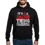 A Jacob Thing Hoodie (dark)