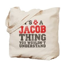 A Jacob Thing Tote Bag