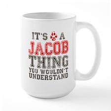 A Jacob Thing Mug