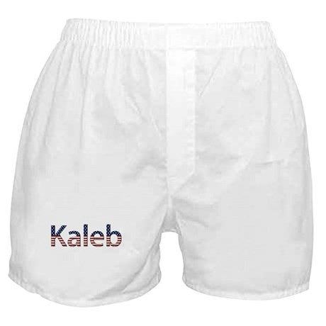 Kaleb Stars and Stripes Boxer Shorts