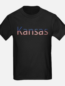 Kansas Stars and Stripes T