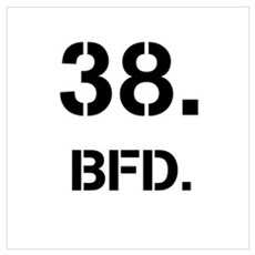 BFD Poster