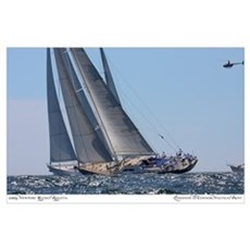 Sailing Wall Art Poster
