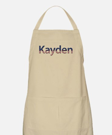 Kayden Stars and Stripes Apron