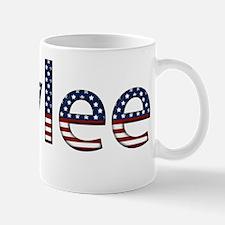 Kaylee Stars and Stripes Mug