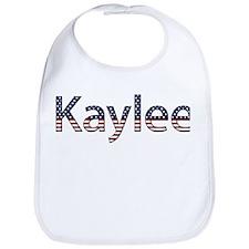 Kaylee Stars and Stripes Bib