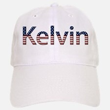 Kelvin Stars and Stripes Baseball Baseball Cap