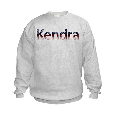 Kendra Stars and Stripes Kids Sweatshirt