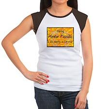 Plantar Fasciitis - Women's Cap Sleeve T-Shirt