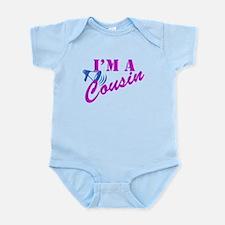 I'm A Cousin Infant Bodysuit