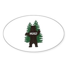 Bear hug? Decal