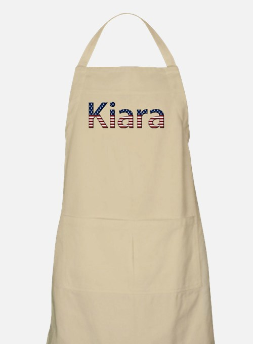 Kiara Stars and Stripes Apron