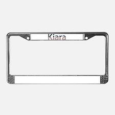 Kiara Stars and Stripes License Plate Frame