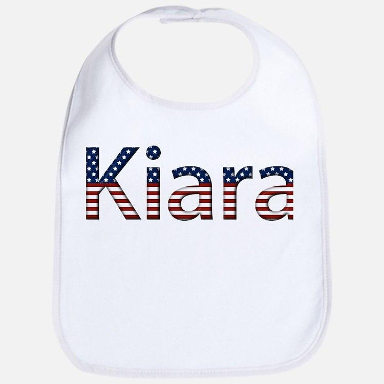 Kiara Stars and Stripes Bib