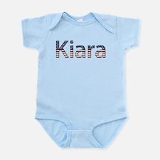 Kiara Stars and Stripes Infant Bodysuit