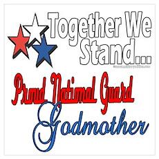 National Guard Godmother Poster