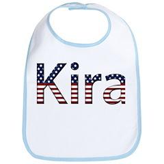 Kira Stars and Stripes Bib