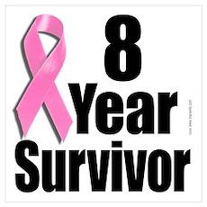8 Year Survivor D1 Poster