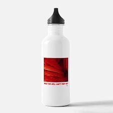 Licorice Water Bottle