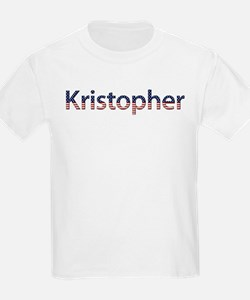 Kristopher Stars and Stripes T-Shirt