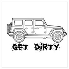 Get Dirty Poster