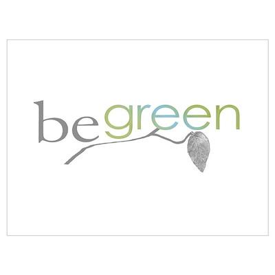 BeGreen3 Poster