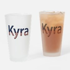Kyra Stars and Stripes Drinking Glass