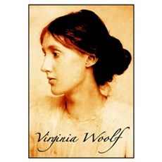 Virginia Woolf Canvas Art
