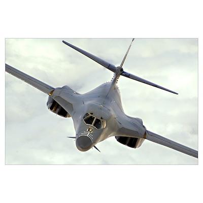 B-1 Lancer Poster