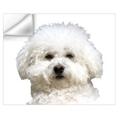 Fifi the Bichon Frise Wall Decal