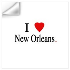 New Orleans Wall Decal