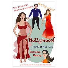 Bollywood Parody Poster