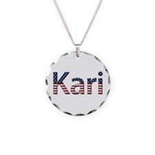 Kari Stars and Stripes Necklace