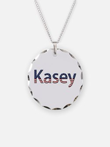 Kasey Stars and Stripes Necklace