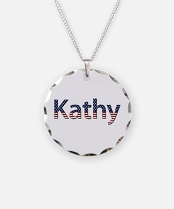 Kathy Stars and Stripes Necklace