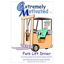 Fork Truck Driver