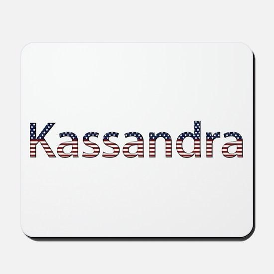 Kassandra Stars and Stripes Mousepad