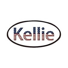 Kellie Stars and Stripes Patch