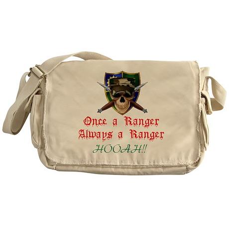 Range for Life Messenger Bag