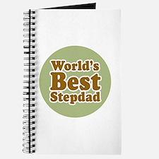World's Best Stepdad Journal