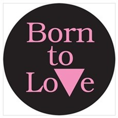 BORN TO LOVE Poster