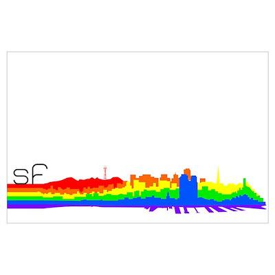 SF Pride Poster