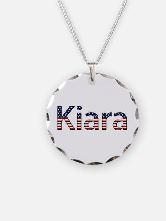 Kiara Stars and Stripes Necklace