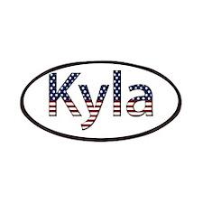 Kyla Stars and Stripes Patch